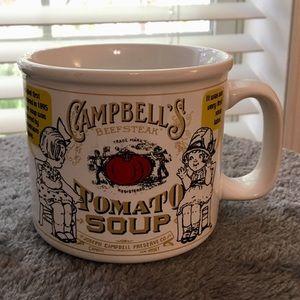 Vintage Campbell's Soup Label Mug 1999